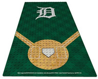 Detroit Tigers OYO Display Plate