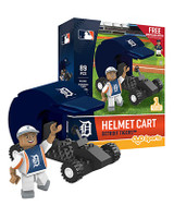 Detroit Tigers OYO Batting Helmet Cart