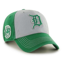 Detroit Tigers Men's 47 Brand Clean Up St. Patrick's Day Adjustable Hat