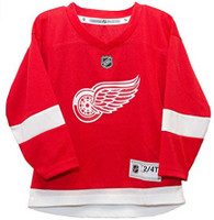 Detroit Red Wings Toddler Outerstuff Red Replica Jersey