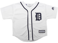 Detroit Tigers Child Majestic Home Replica Jersey