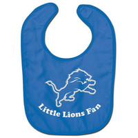 "Detroit Lions WinCraft Infant ""Little Lions Fan"" Bib"