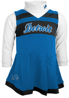 Detroit Lions Outerstuff Toddler Cheerleader Outfit