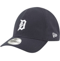 Detroit Tigers Toddler New Era Navy My 1st 9TWENTY Adjustable Hat