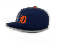 Detroit Tigers Aminco International Road Hat Lapel Pin