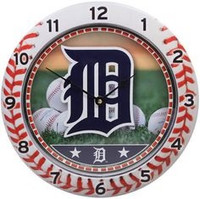 "Detroit Tigers  Wincraft 12""  Wall Clock"