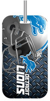 Detroit Lions Rico Industries Luggage Tag
