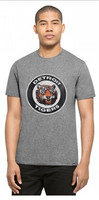Detroit Tigers Men's 47 Brand Slate Gray Knockaround Club Tee