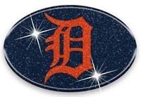 Detroit Tigers Team ProMark Automotive Flexible Bling Team Emblem
