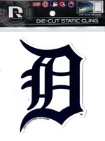 "Detroit Tigers Rico Industries Die-Cut 5.5"" Static Cling"