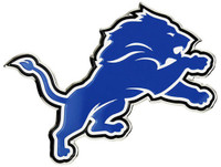 Detroit Lions Team ProMark Aluminum Color Emblem
