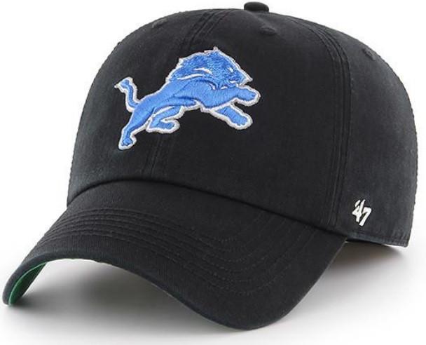c22485de64 Detroit Lions Men s 47 Brand Franchise Sized Hat - Detroit City Sports