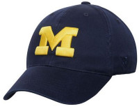 University of Michigan Men's Top of the World Relaxer FlexFit Hat