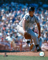"""Mickey Lolich Autographed 8x10 Photo #1 - Side Inscribed """"68 WS MVP"""" (Pre-Order)"""