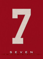 """Ted Lindsay """"Seven - A Salute to Ted Lindsay"""" Commemorative Book"""