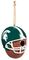 Michigan State University Team Sports America Polystone Birdhouse