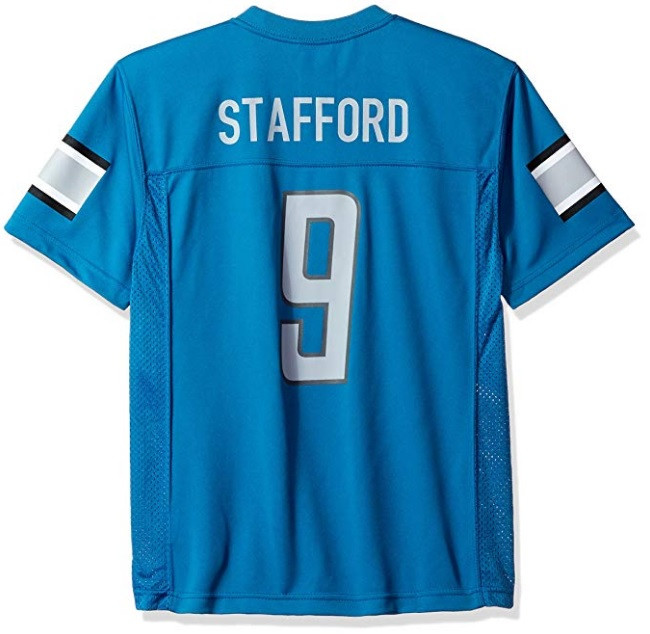new concept d86f3 14c6f Detroit Lions Youth Outerstuff Matthew Stafford Jersey