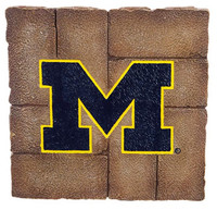 University of Michigan Team Sports America Garden Paver Stepping Stone