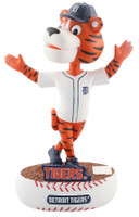 Detroit Tigers Forever Collectibles Mascot Baller Bobblehead
