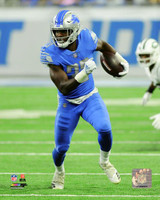 Kerryon Johnson Autographed 11x14 #1 - 1st NFL Game (Pre-Order)