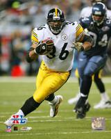 Jerome Bettis Autographed 8x10 #2 - Super Bowl XL (Pre-Order)