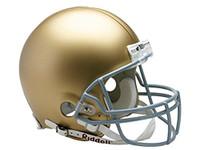 Jerome Bettis Autographed Notre Dame Mini Helmet (Pre-Order)