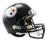 Jerome Bettis Autographed Pittsburgh Steelers Full Size Replica Helmet (Pre-Order)