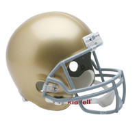 Jerome Bettis Autographed Notre Dame Full Size Replica Helmet (Pre-Order)