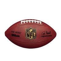 Jerome Bettis Autographed Official NFL Duke Game Football (Pre-Order)