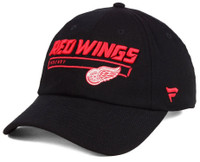 Detroit Red Wings Fanatics Rinkside Fundamental Adjustable Cap