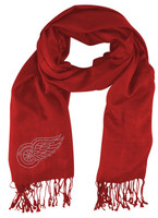 Detroit Red Wings Little Earth Productions Jewel Logo Pashi Women's Scarf