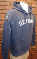 Detroit Tigers New Era MLB Cooperstown Collection 1968 World Series Anniversary Hoodie
