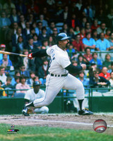 Willie Horton Autographed 8x10 #2 - After Swinging (Pre-Order)
