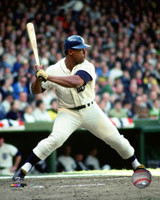 Willie Horton Autographed 8x10 #3 - Before Swinging (Pre-Order)