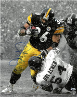 Jerome Bettis Autographed Pittsburgh Steelers 16x20 Photo #3
