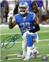 Darius Slay Autographed Detroit Lions 8x10 Photo #1
