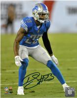 Darius Slay Autographed Detroit Lions 8x10 Photo #2