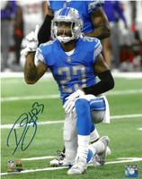 Darius Slay Autographed Detroit Lions 11x14 Photo #1