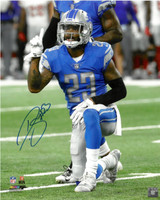 Darius Slay Autographed Detroit Lions 16x20 Photo #1
