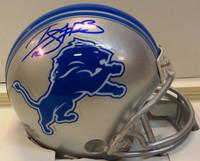 Darius Slay Autographed Detroit Lions Mini Helmet
