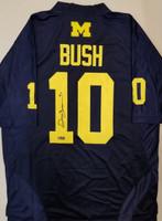 Devin Bush Jr. Autographed Michigan Jersey (Pre-Order)
