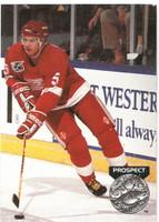 Nicklas Lidstrom Autographed 1991/92 Pro Set Platinum Rookie Card (pre-order)