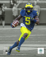 Jabrill Peppers Autographed 8x10 Photo #2 - Spotlight (pre-order)
