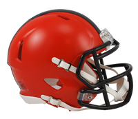 Jabrill Peppers Autographed Cleveland Browns Mini Helmet (pre-order)