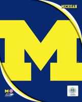 University of Michigan Logo Photo File 8x10 Photo