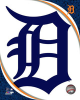 Detroit Tigers Logo Photo File 8x10 Photo