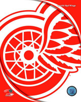 Detroit Red Wings Logo Photo File 8x10 Photo