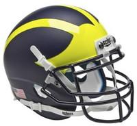 Devin Bush Autographed Michigan Wolverines Authentic Schutt Matte Helmet (Pre-Order)
