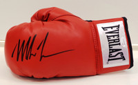 Mike Tyson Autographed Everlast Boxing Glove