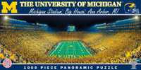 University of Michigan Masterpieces Inc. 1000-Piece Stadium Panoramic Puzzle